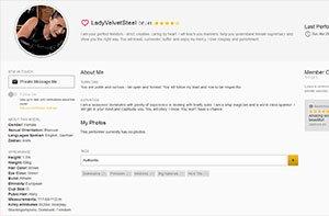 Mein Link zu meinem Streamate Profil